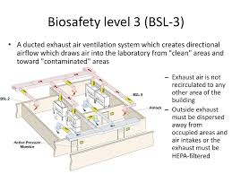 Biosafety Level 3 Laboratory Design Ebola Vaccines Malaria Vaccines And Certain Travel Related
