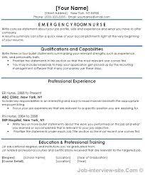 Resume Format For Nurses Beauteous Nursing Resume Template Free Free Top Professional Resume Templates