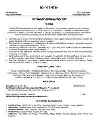 network administrator resume objectiveresume cover letter examples network administrator cover letter network administrator