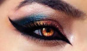 cool eye make up design