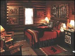 Log Cabin Bedroom Decorating Cottage Themed Bedroom