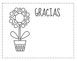 Tarjetas De Agradecimiento Para Descargar Imprimir Y