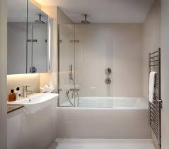 Penthouse Refurbishment In London\u0027s Financial District.  Contemporary-bathroom Houzz