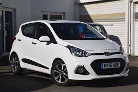 Used Hyundai i10 Premium SE 2016 Cars for Sale | Motors.co.uk