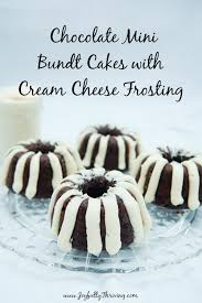 mini chocolate bundt cake recipe