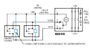 emerson asco lighting contactors drawing  amp  wiring diagrams