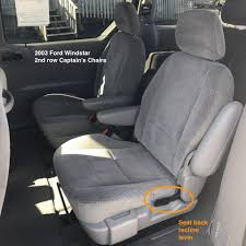 The Car Seat Lady – Ford Windstar and Freestar