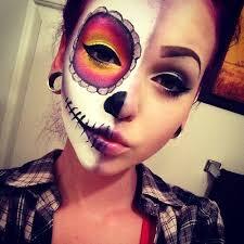 sugar skull makeup ideas 2