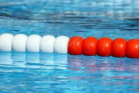 olympic swimming pool lanes. Swimming Pool Lane Ropes \u2014 Stock Photo Olympic Lanes E