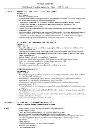 Resume Sample Picture Operations Accountant Resume Samples Velvet Jobs 56