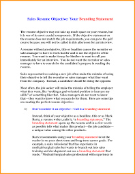 Ideas Of 13 Resume Objective Statement Sample With Additional Golf