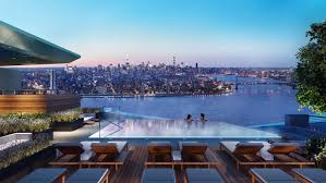 residential infinity pools. Gallery Of The Western Hemisphere\u0027s Highest Residential Infinity Pool To Be Built In Brooklyn - 2 Pools S