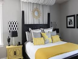 yellow grey bedroom decorating ideas.  Decorating Inside Yellow Grey Bedroom Decorating Ideas N