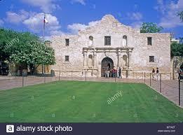 The Alamo San Antonio Texas Stock Photo ...