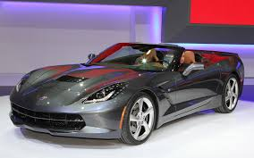 First Look: 2014 Chevrolet Corvette Stingray Convertible ...
