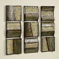 metal wall art panels