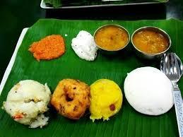 image of south indian breakfast के लिए चित्र परिणाम