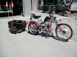 chopper bicycle parts widow maker custom motorized chopper bicycle