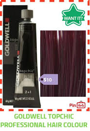 List Of Goldwell Topchic Hair Colour Image Results Pikosy