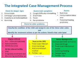Childhood Diseases Chart Integrated Management Of Neonatal And Childhood Illness