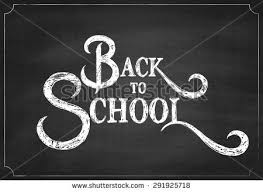 School Chalkboard Background Back To School Chalkboard Download Free Vector Art Stock Graphics