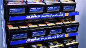 Professional And Advantage Batteries Acdelco At Aapex 2015