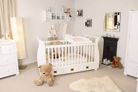 nursery with white furniture. Image Of: New Baby Nursery Furniture With White U