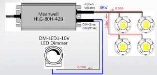 how to dim led lights circuit & examples wellforces resources dimmable led lights wiring diagram Dimmable Led Wiring Diagram #33