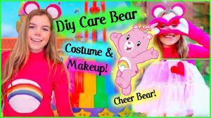 easy diy care bear costume makeup
