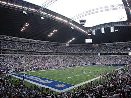Texas Stadium History Photos More Of The Former Nfl