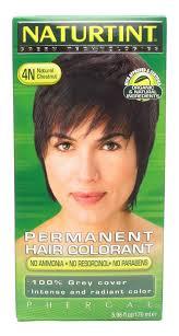 Permanent Hair Color Natural Chestnut Multi