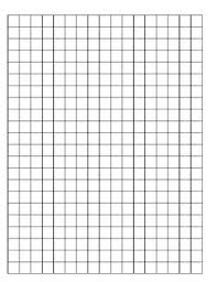 Graph Paper Two Sided 17 X 22 Great For Math By Mark Noltner