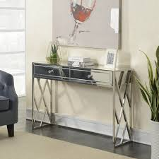 mirror console table. Pacific Mirrored Console Table Mirror