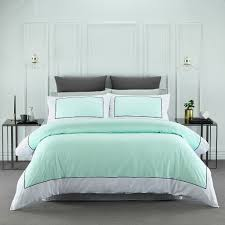 style co 1000 thread count egyptian cotton hotel collection ascot quilt cover sets mist cloud linen