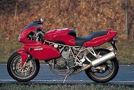 2001 ducati 750 supersport review