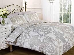 elysee printed duvet set natural  free uk delivery  terrys fabrics
