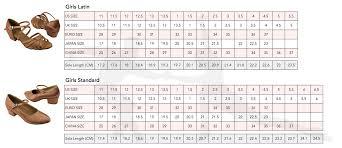 36 Matter Of Fact High Heels Size Chart