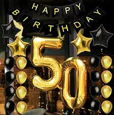 50th temporary tattoo the man the myth the. Amazon Com 50th Birthday Decorations Party Supplies Party Favors Accessories Great For Men And Women S 50th Birthday Party Anniversary Includes A 50th Birthday Decor Banner 22 Gold Black Balloons Pack