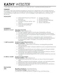 It Support Engineer Sample Resume Awesome Technical Support Resume Samples Photo 40 Of 40 Ordinary Help Desk