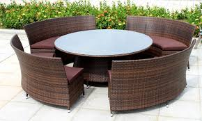 phenomenal outdoor wicker patio furniture chairs new inspiring design ideas set round dining of chair jpg garden deals natural rattan couch metal offers