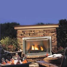 heat n glo dakota outdoor gas fireplace
