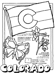Small Picture Colorado coloring page crayola website has all the states with