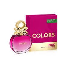 United <b>Colors</b> of <b>Benetton</b>   <b>Colors De Pink</b> EDT 80ml – THEKULT ...