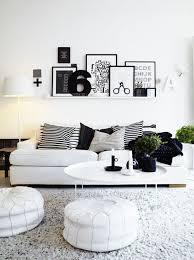 black and white home decor ideas home and interior