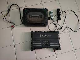 Car subwoofer and Amplifier, Car Accessories, Electronics & Lights on  Carousell