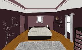 Purple And Silver Bedroom Bedroom Redesign Purple Tonijcom