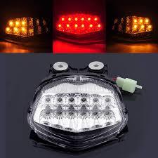 Led Lights For Ninja 250r Amazon Com Areyourshop Integrated Led Taillight Turn