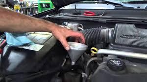 Chevrolet Trailblazer Power Steering Flush - YouTube