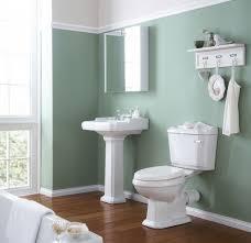 Ideas For Bathroom Wall Decor White Bathtub Faucet Green Wall ...
