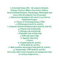 math ib extended essay ib mathematics hl sl extended essay inthinking subject sites